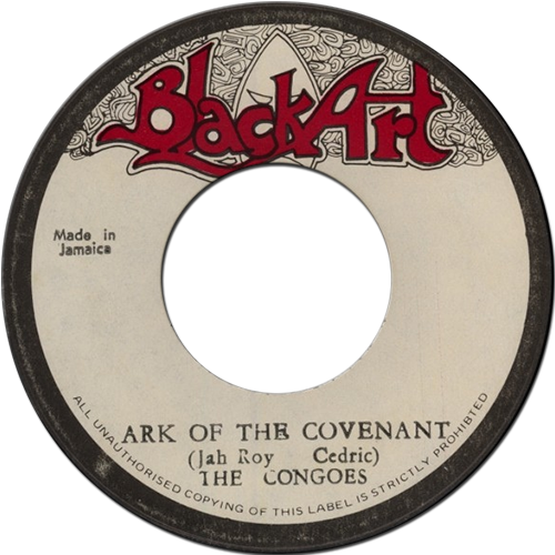 The Congoes Upsetter Ark Of The Covernant Noah Sugar Pan