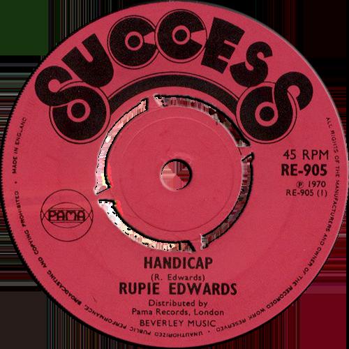 Marques Rupie Edwards All Stars Jamaica Serenade