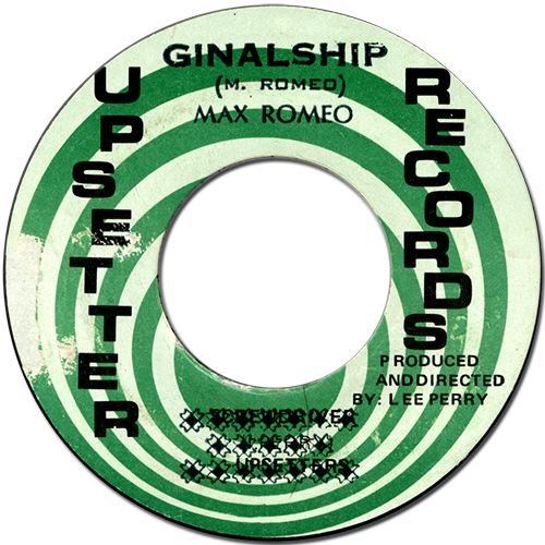Max Romeo Upsetters Ginal Ship Version 2
