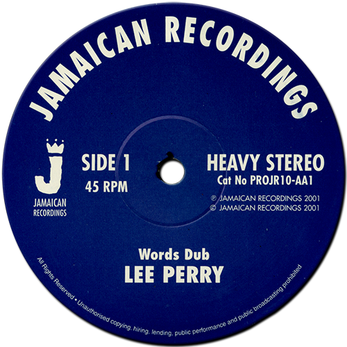 Jamaican Recordings