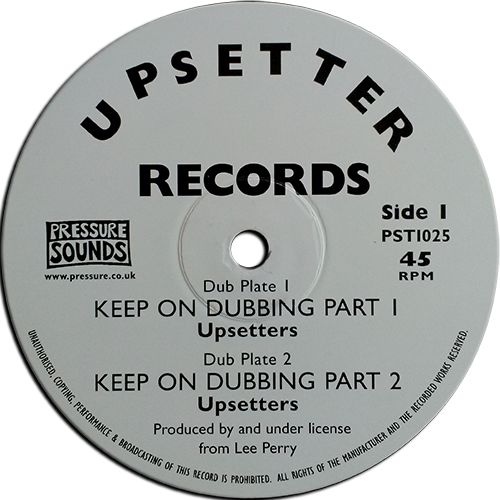 Upsetter Records UK