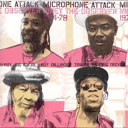 Microphone Attack
