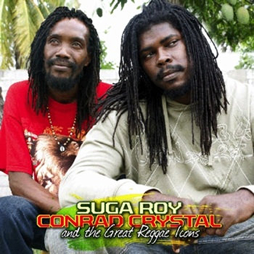 The Great Reggae Icons