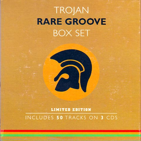 Rare Groove Box Set