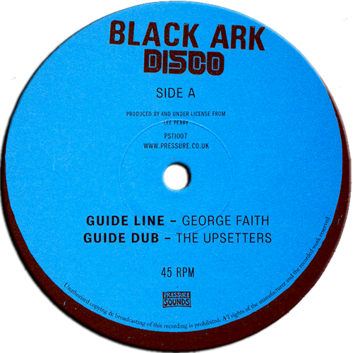 Black Ark Disco
