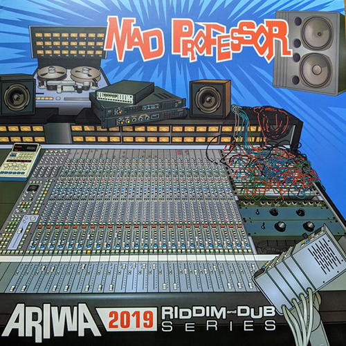 Ariwa 2019 Riddim and Dub Series