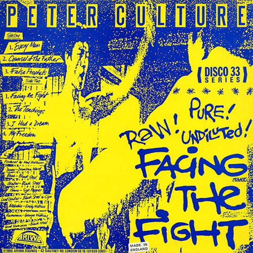 Peter Culture - Facing The Fight